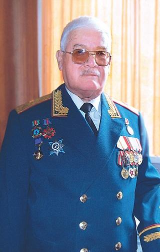 Генерал Ниязов – солдат Чернобыля