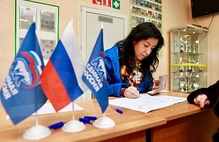 Более 13 тысяч жителей Солнечногорья приняли участие в праймериз «Единой России»